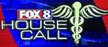 [Image of Fox8 House Call logo]